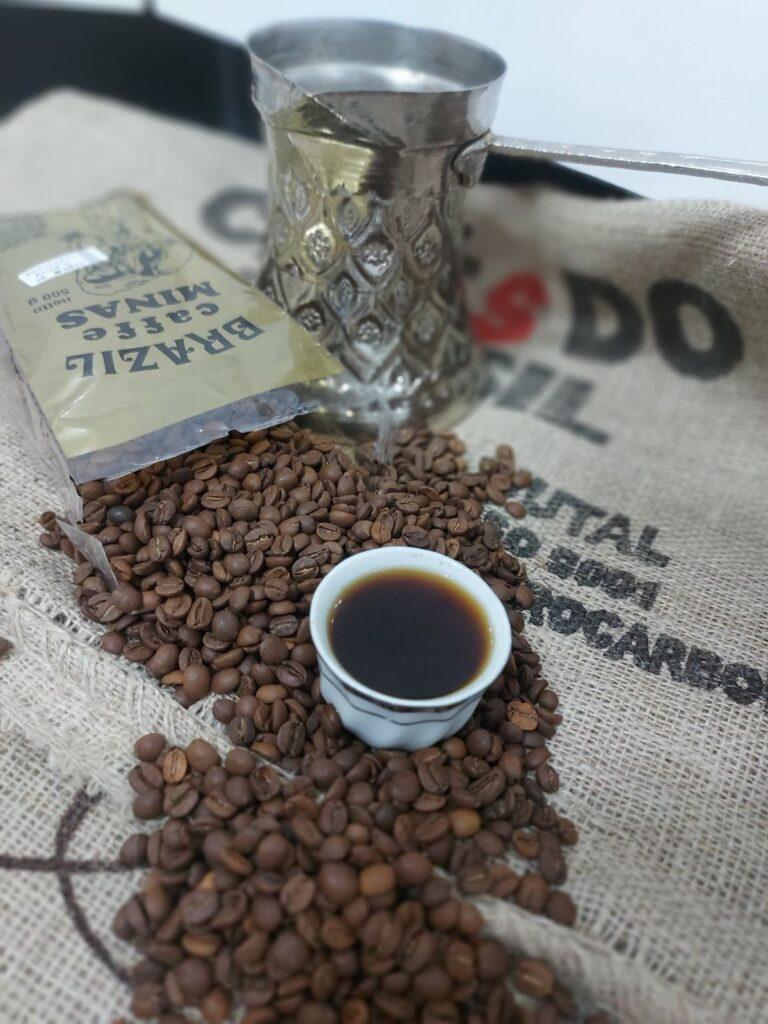 Kafa Brazil Pržena 500 gr
