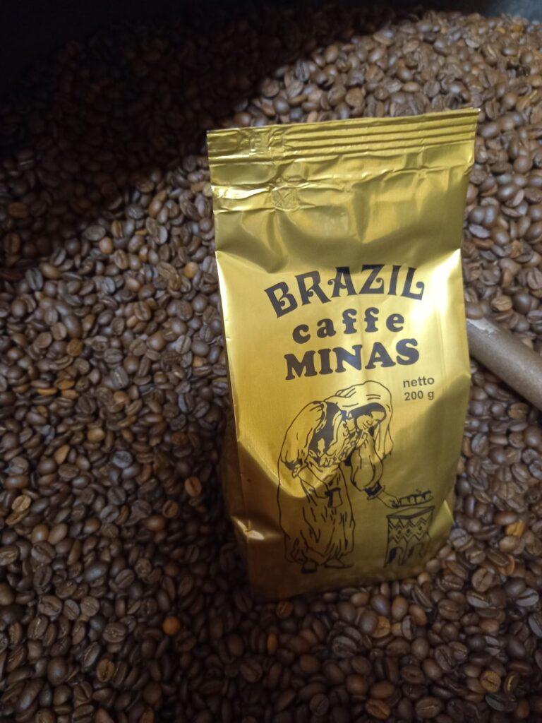 Kafa Brazil Mljevena 200 gr
