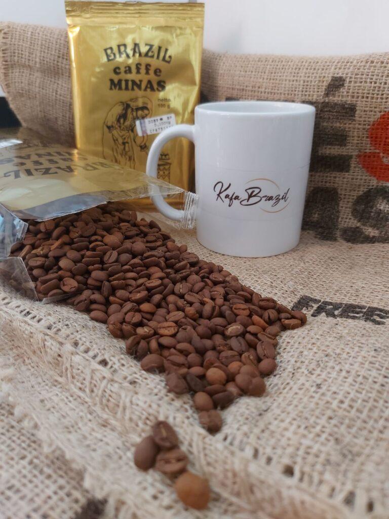 Kafa Brazil Mljevena 100 gr
