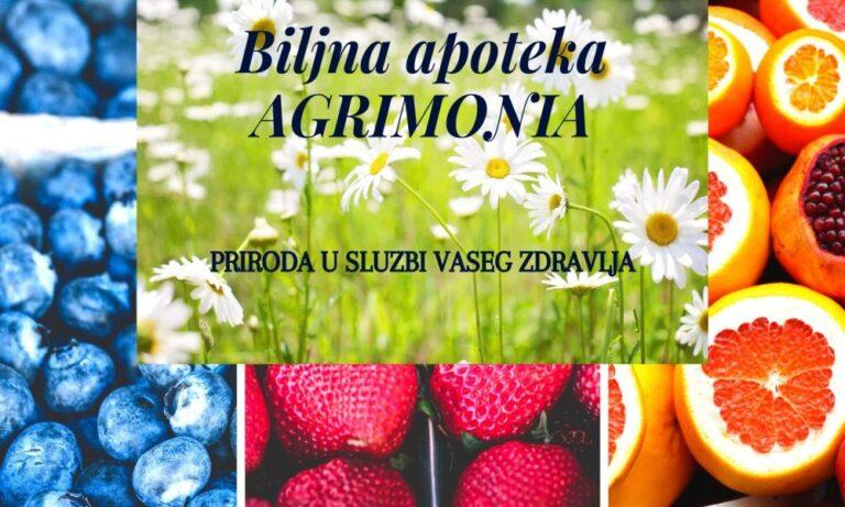 Biljna apoteka Agrimonia