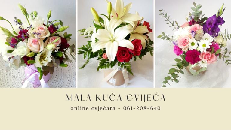 Online cvjećara Mala kuća cvijeća